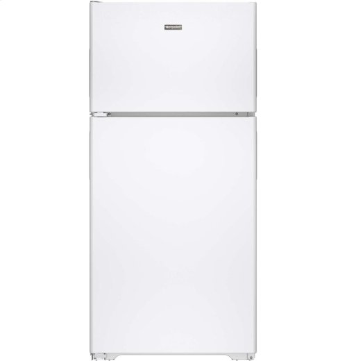 Hotpoint® 14.6 Cu. Ft. Recessed Handle Top-Freezer Refrigerator [OPEN BOX]