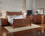 King Slat Bed Product Image