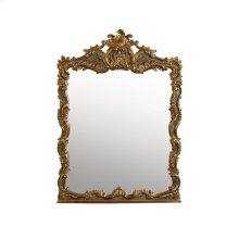 OVERSCALED BAROQUE MIRROR