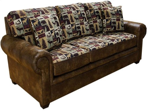 Red Hot Buy! Be Happy! Jaden Sofa 2265 Fairbanks Evergreen