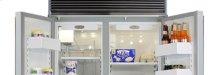 """48"""" Side-by-Side Refrigerator/Freezer (Marvel) - 48"""" Marvel Side-by-Side Refrigerator/Freezer"""