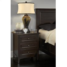 3-Drawer Nightstand