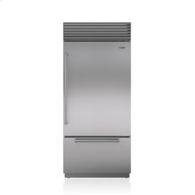 "36"" Classic Over-and-Under Refrigerator/Freezer"