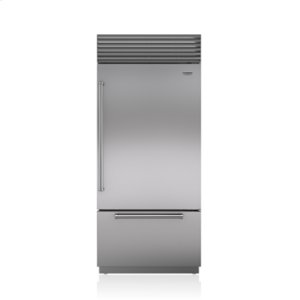 "Subzero36"" Classic Over-and-Under Refrigerator/Freezer"