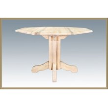 Homestead Pedestal Table