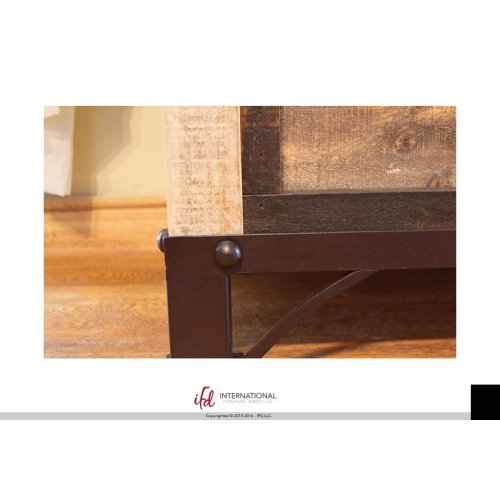 6/6 Platform style Footboard / Rails