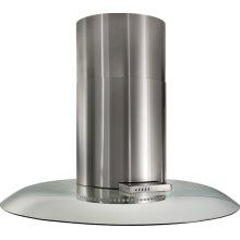 Glass Visor for BER02I Series Range Hood