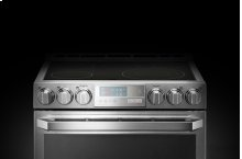 LG SIGNATURE 7.3 cu.ft. - Electric Double Oven Slide-In Range with ProBake Convection®