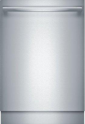 Benchmark Bar Hndl, 7/7 cycles, 38 dBA, Flex 3rd Rck, All Lvl Telescopic Glides, Int Light, Wtr Sfr, TFT Disp, SS Toekick - SS Product Image
