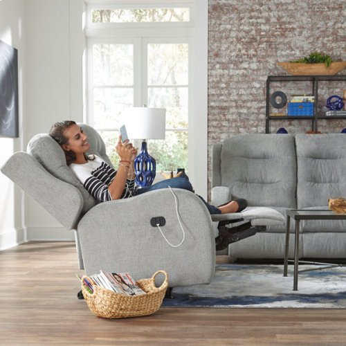 STRATMAN COLL. Power Reclining Sofa