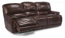 Belmont Leather Power Reclining Sofa