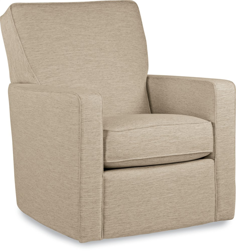 Superbe Midtown Premier Swivel Occasional Chair