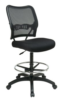 Airgrid® Back and Custom Fabric Seat Drafting Chair