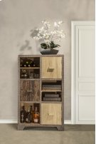 Bolero Curio With Three Door / Three Shelf Display Product Image