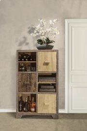 Bolero Curio With Three Door / Three Shelf Display Product Image