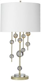 NEW YORK MOD TABLE LAMP Product Image
