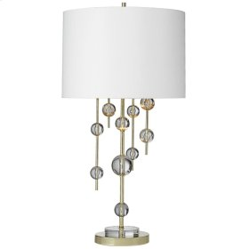 NEW YORK MOD TABLE LAMP