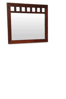"East Village Mule Chest Mirror, 43""w"