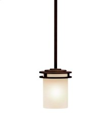 Hendrik Collection Hendrik 1 Light Mini Pendant - Olde Bronze