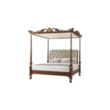 Repose (us King) Bed, #plain#