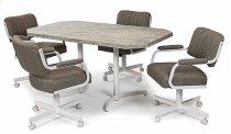 Table Base (shiny white) Product Image