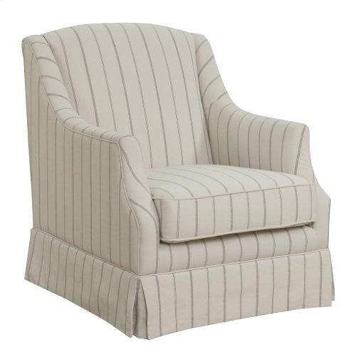 Emerald Home Mackenzie Swivel Glider Chair-u3468-04-09