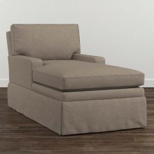 Allister Petite Two Arm Chaise