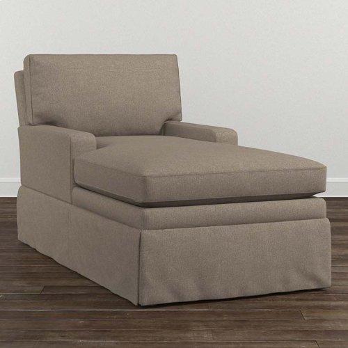 Alinea Petite Armless Chaise