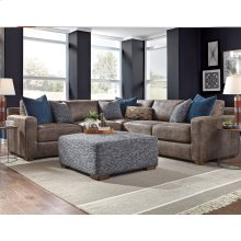 Jameson Sectional with Ottoman