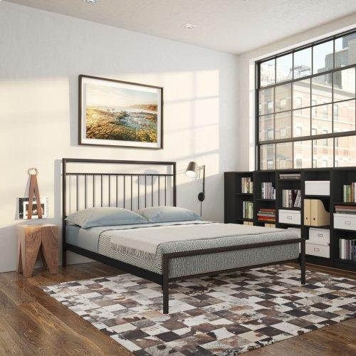 Meridien Regular Footboard Bed - King