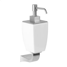 SPECIAL ORDER Wall-mounted liquid soap dispenser
