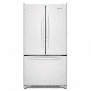 KitchenAidFrench Door Counter-Depth 19.7 Cu. Ft. 35 5/8 in. Width Architect® Series II(White)