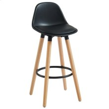 Diablo 26'' Counter Stool, set of 2, in Black