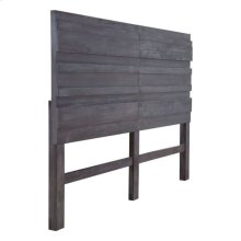 Cavin Headboard King Old Gray