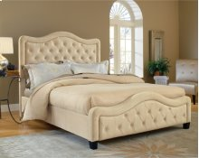 Trieste King Bed Buckwheat