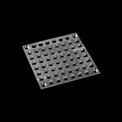 Square Drain Cover (compatible With Smith B05nb
