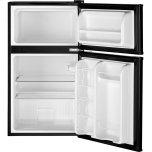 Ge(r) Double-Door Compact Refrigerator