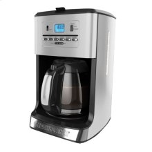 12-Cup Tea and Coffee Maker