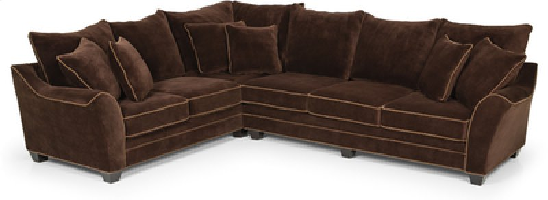 456sectional In By Stanton Furniture In Pullman Wa Sectional