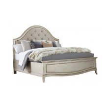 Starlite Queen Upholstered Panel Bed