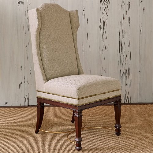 Wing Dining Chair - Attaboy Flax
