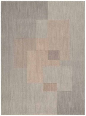 Loom Select Neutrals Ls01 Drift Rectangle Rug 27'' X 18''