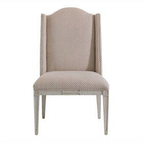 Charleston Regency - Ashley Host Chair In Gray Linen