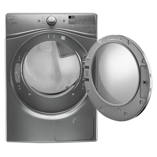 7.4 cu.ft Front Load Ventless Heat Pump Dryer with Advanced Moisture Sensing, 8 cycles