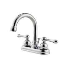 Polished Chrome Wayland Centerset Bath Faucet
