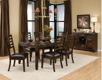 Counter Height Table, W/marbella Top