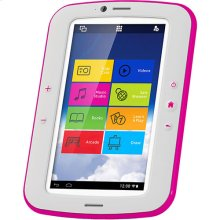 Polaroid Kids Quad Core Tablet - Pink, PTAB782P