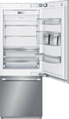 "30"" Built in 2 Door Bottom Freezer T30IB900SP"