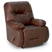BRINLEY Leather Recliner