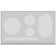 "36"" Induction Cooktop - KIC Series - Metallic-silver"